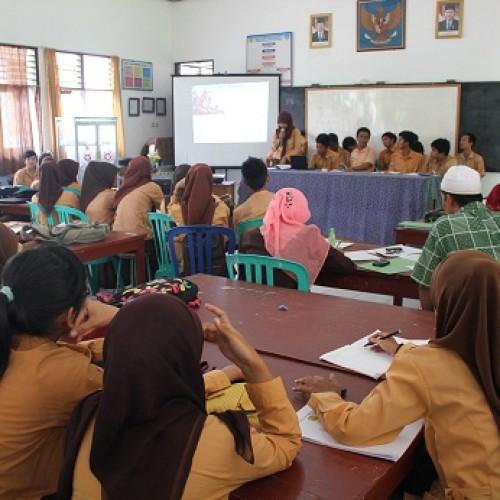 Presentasi Karya Ilmiah Ala SMAGA