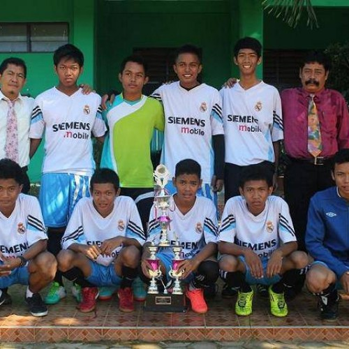 Tim Futsal SMAGA Juara Lagi . . .