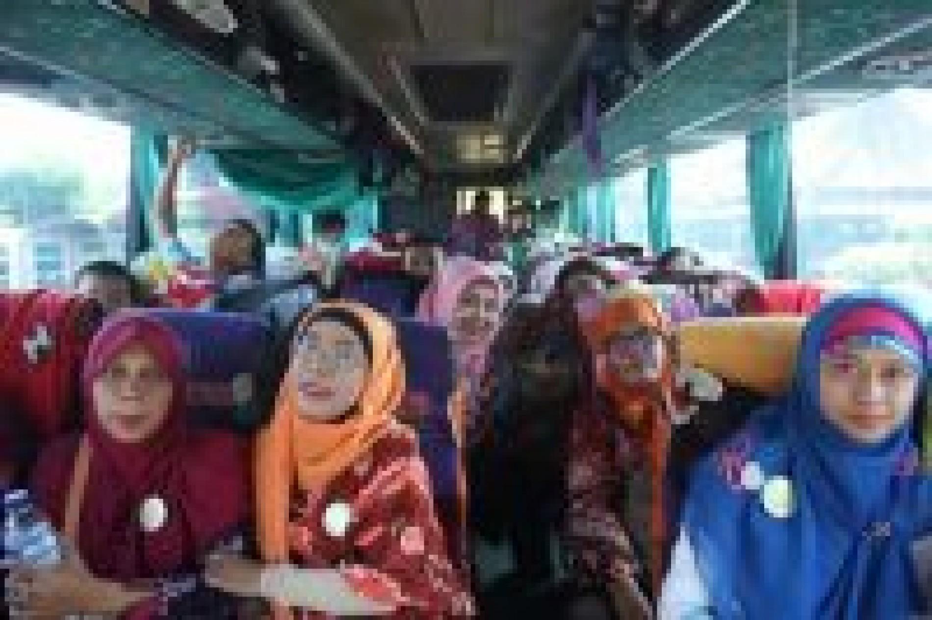 Studi Banding ke SMA Negeri 2 Jogjakarta