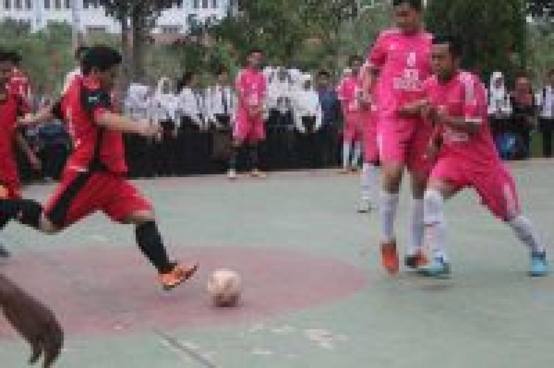 SMAGA Futsal Competition