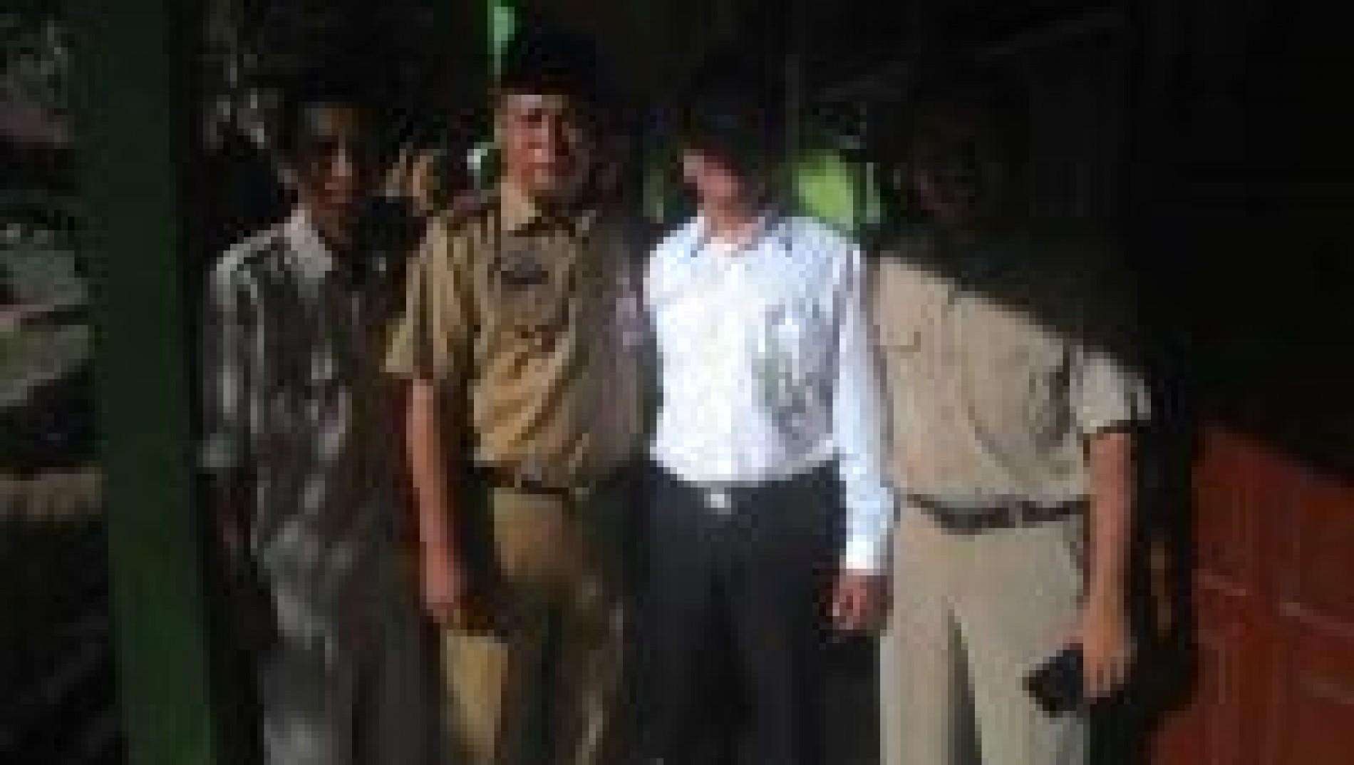 Kunjungan Paman Birin (Gubernur Kalimantan Selatan) ke SMAGA