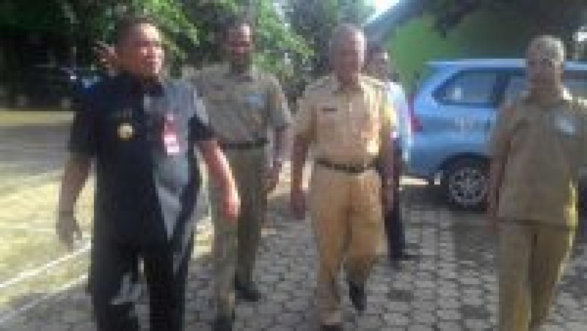 Kunjungan Walikota Banjarbaru ke SMAGA
