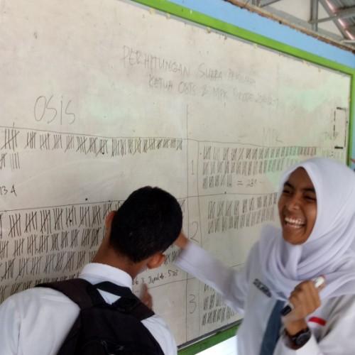Perhitungan Suara Jujur dan Bersih