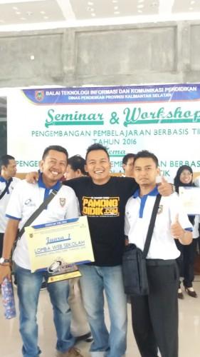 Foto Bersama Admin Pamongdidik.com