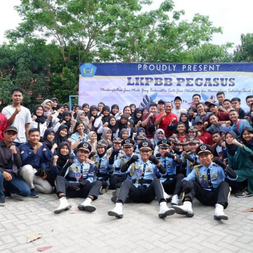 Paskibra SMAGA Juara Umum Se-Kalimantan Selatan 2019