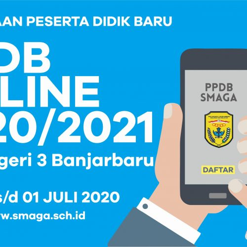 PPDB SMA Negeri 3 Banjarbaru 2020