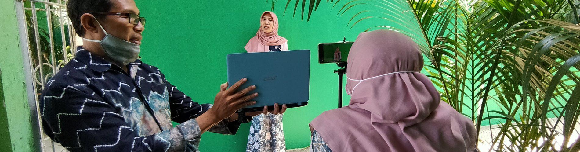 Workshop Pembuatan Video Pembelajaran